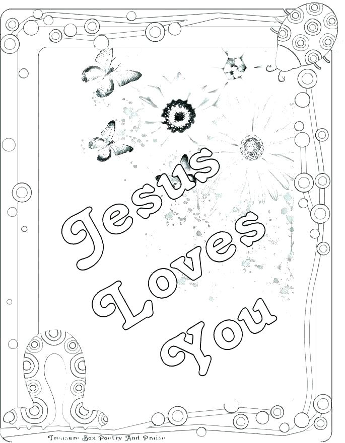 The Great Commission Coloring Page at GetColorings.com