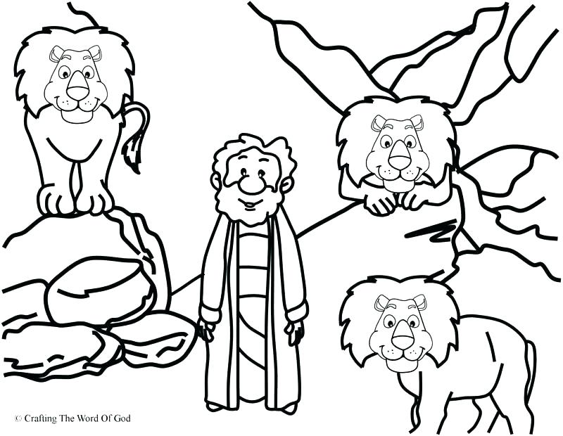 The Lion And The Mouse Coloring Page at GetColorings.com