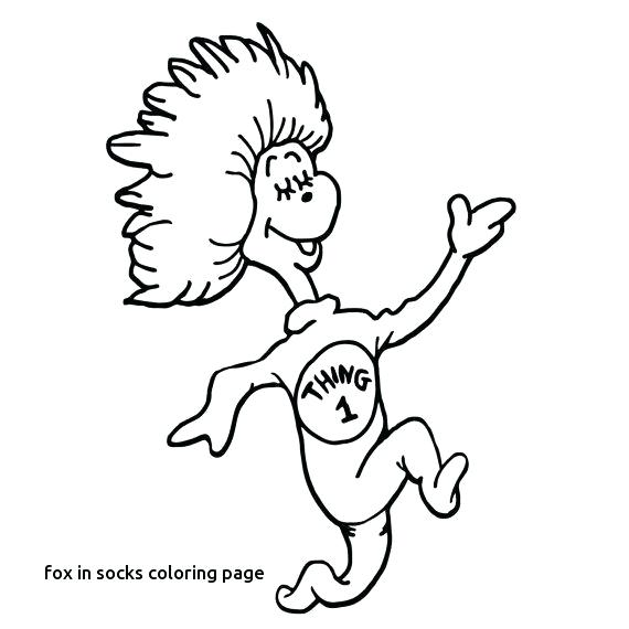 The Thing Coloring Pages