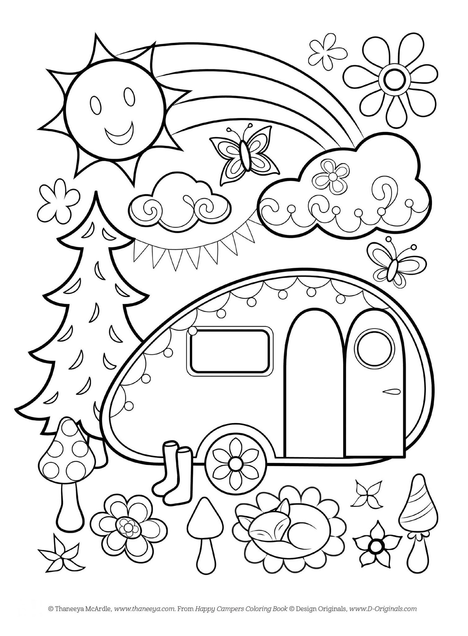 Thundermans Coloring Pages At Getcolorings