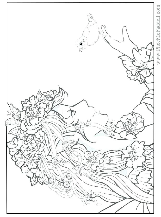 Tooth Fairy Coloring Pages To Print at GetColorings.com