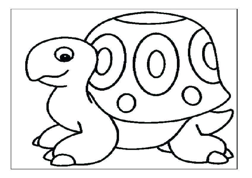 Tortoise And The Hare Coloring Page at GetColorings.com