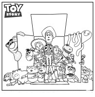 Toy Bonnie Coloring Page at GetColorings.com   Free ...