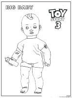 Toy Story 3 Coloring Pages at GetColorings.com   Free ...