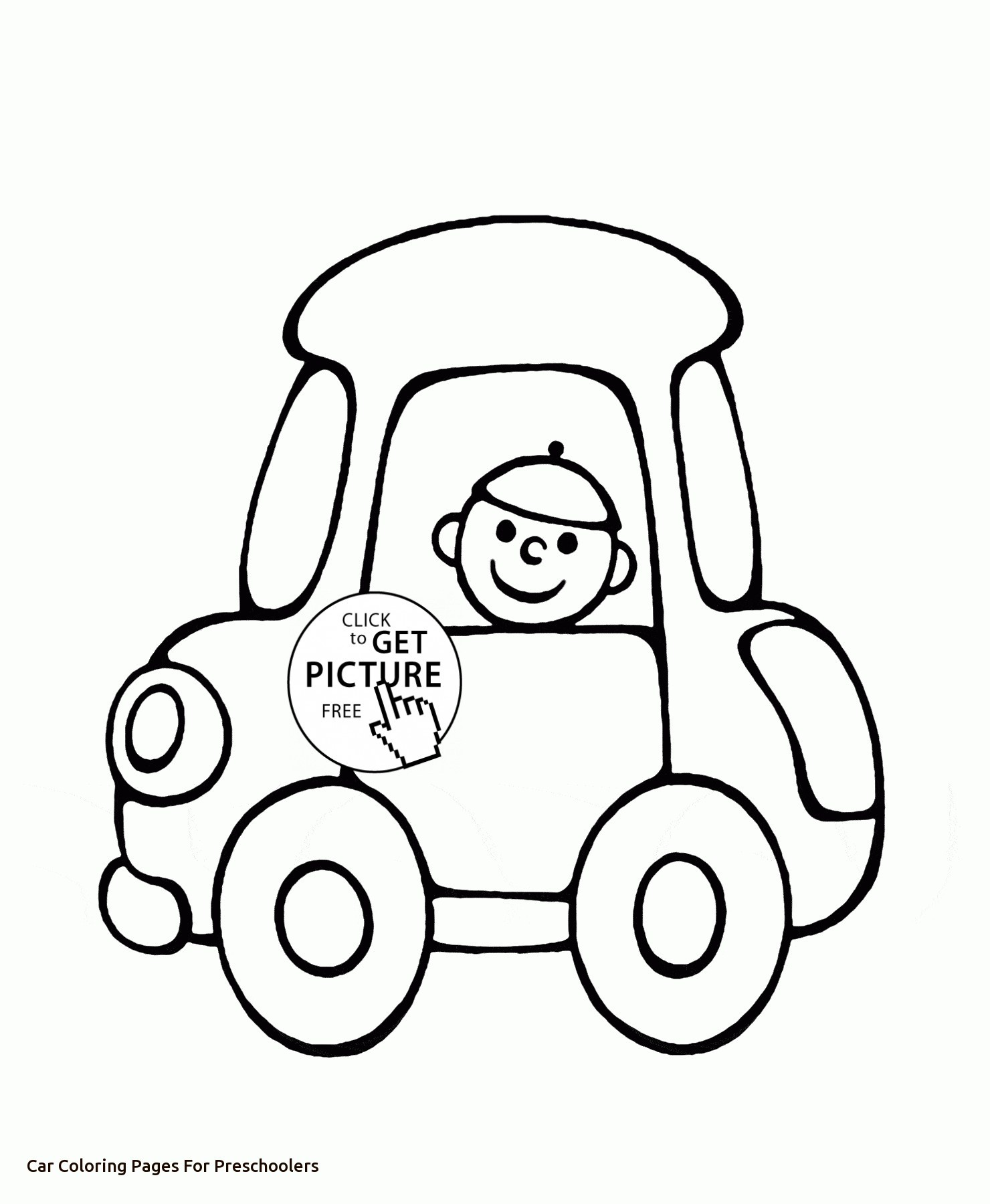 Transportation Coloring Pages For Preschoolers At Getcolorings