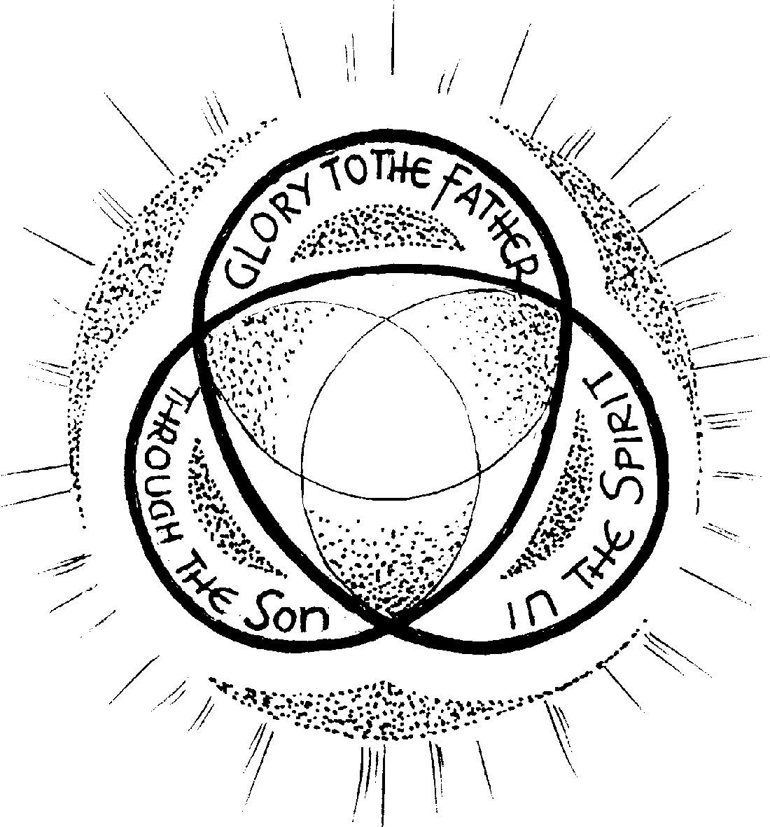 Holy Trinity Coloring Page At Getcolorings