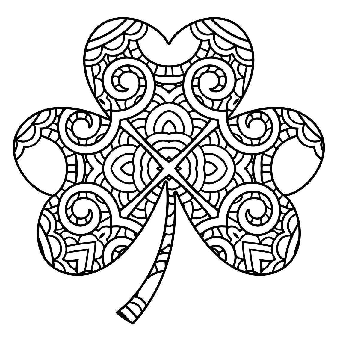 Trinity Coloring Pages At Getcolorings
