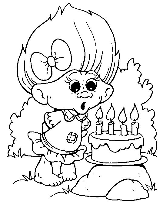 Search results for Trolls coloring pages on GetColorings