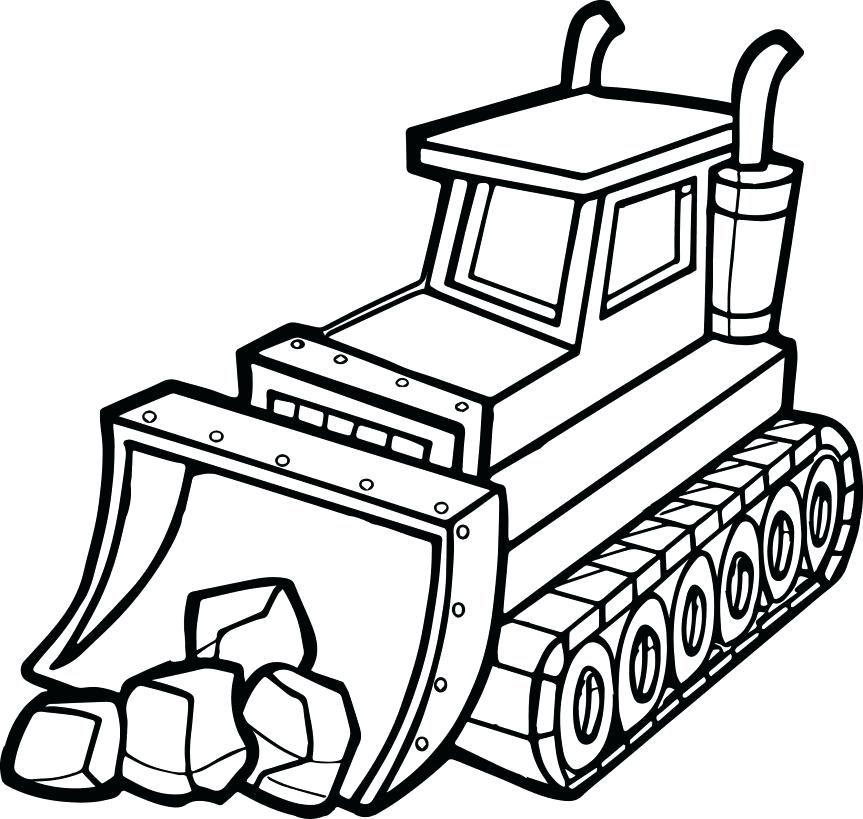 Truck And Trailer Coloring Pages at GetColorings.com