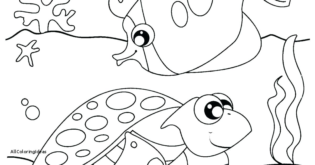 Under The Sea Printable Coloring Pages at GetColorings.com