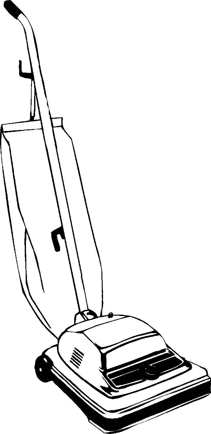 Hoover Vacuum Cleaners Coloring Pages Coloring Pages