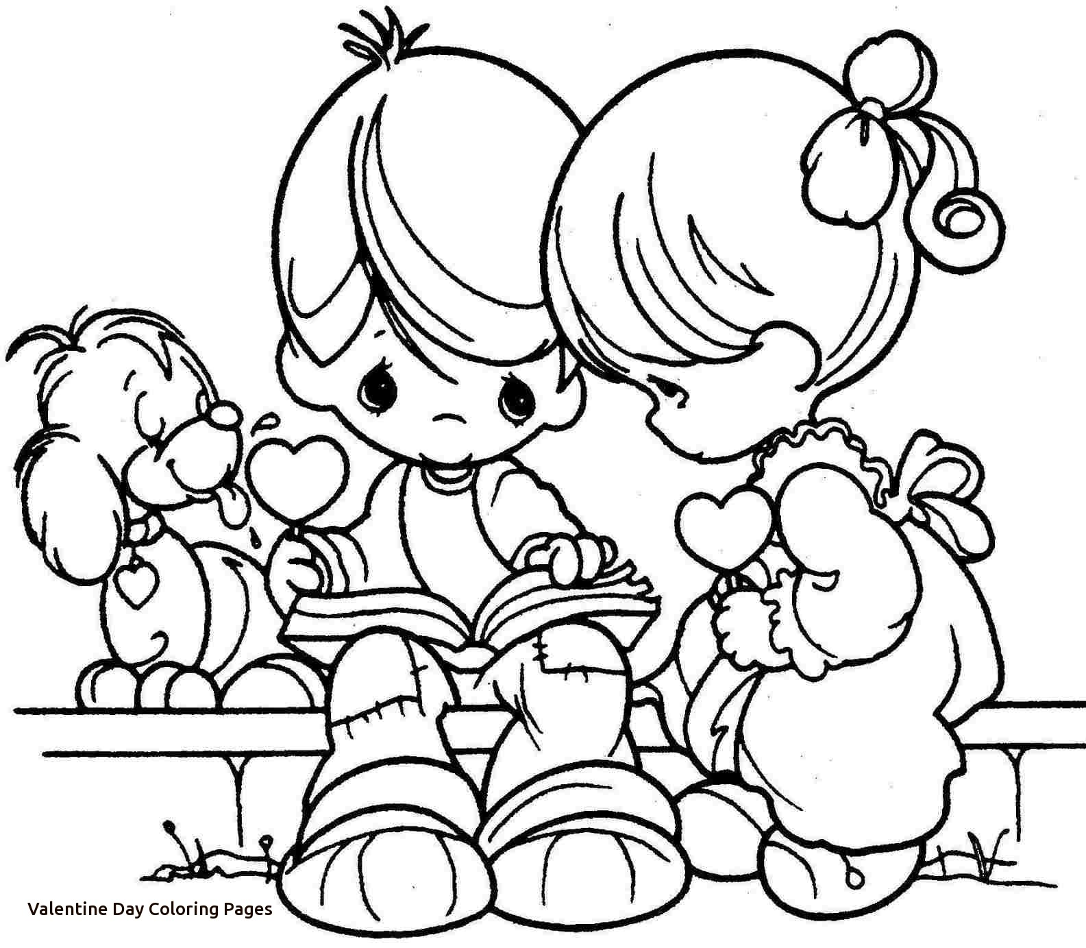 Valentines Day Coloring Pages For Adults At Getcolorings