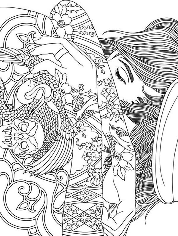 weed coloring pages at getcolorings  free printable