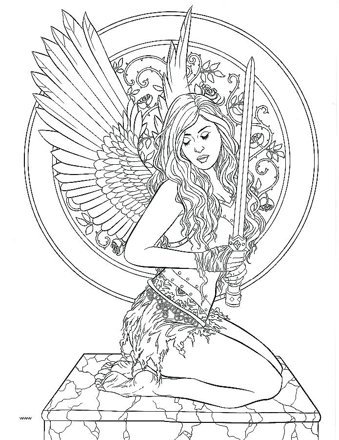 wiccan coloring pages at getcolorings  free printable