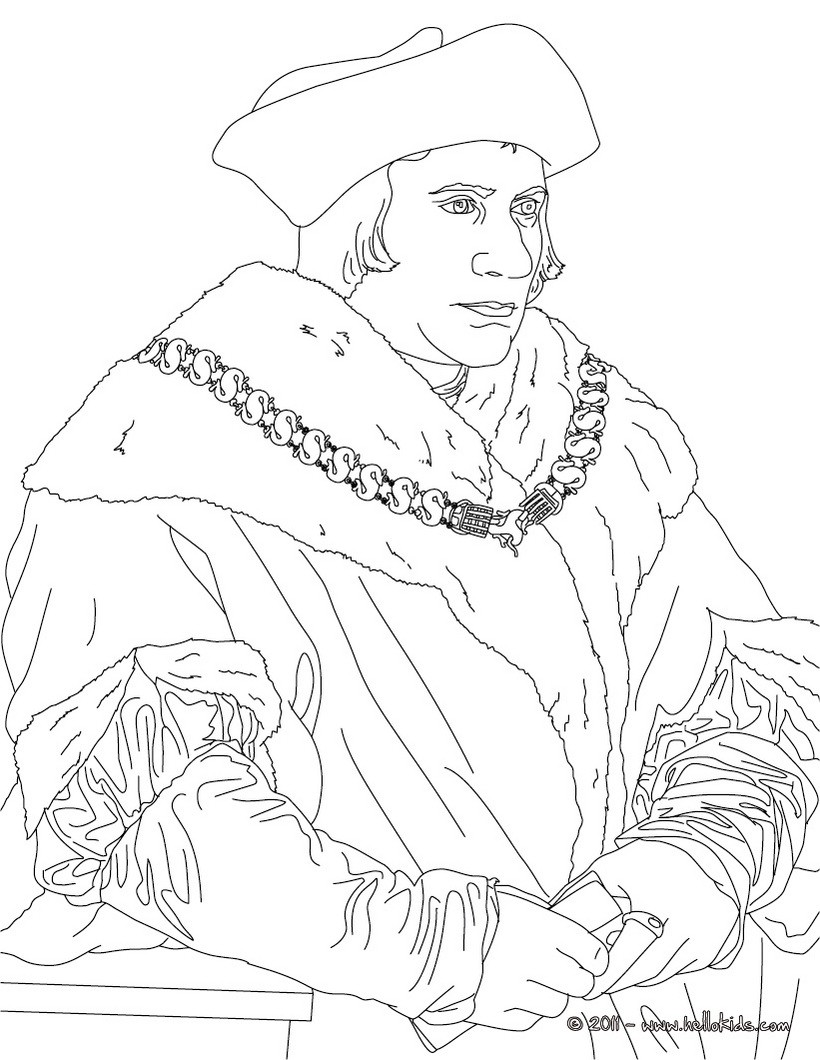William Shakespeare Coloring Pages at GetColorings.com