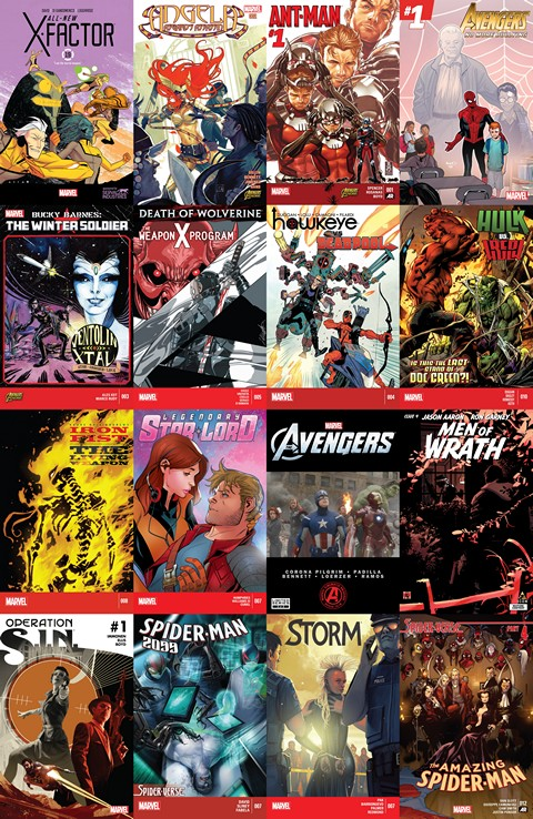 2015.01.07 Marvel Now+ Free Download