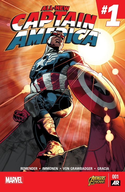 All-New Captain America 001 – 002