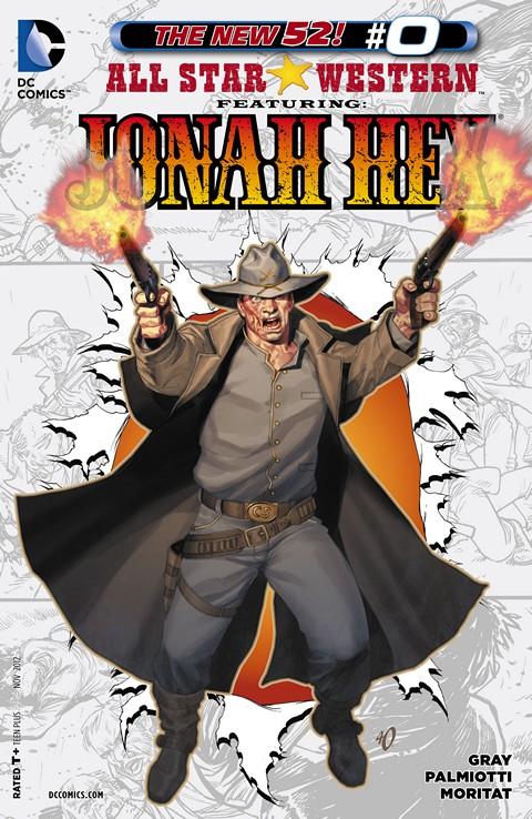 All-Star Western Vol 3 000 – 034 Free Downloads