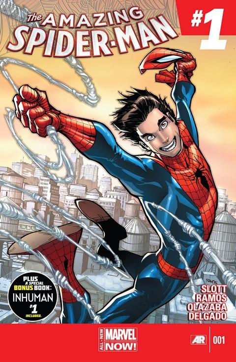 Amazing Spider-Man 000 – 011 Free Download