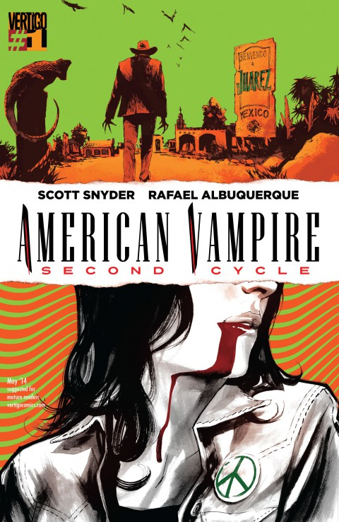 American Vampire – Second Cycle 001-005