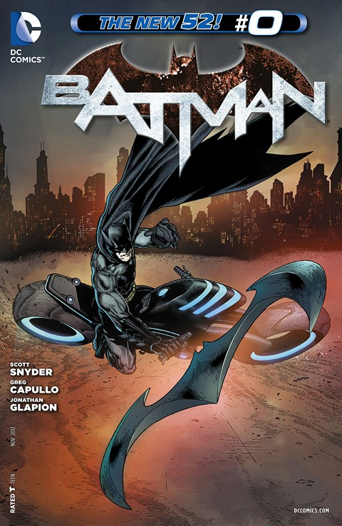 Batman 000 – 037 Plus Annual Free Download
