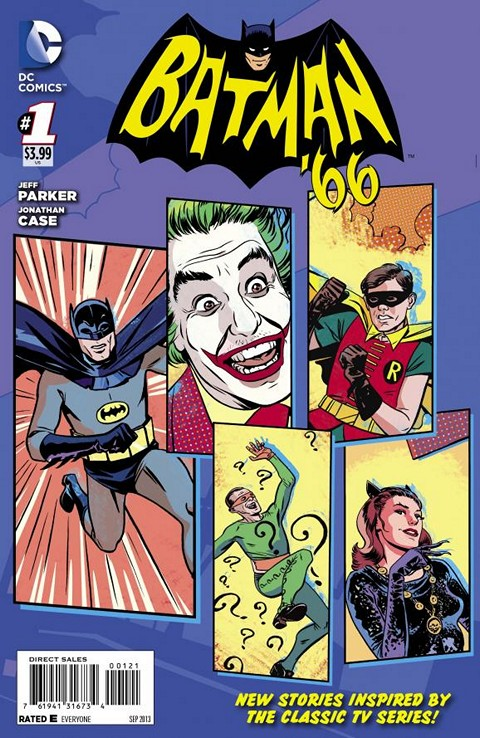 Batman '66 #1 – 73 + Extras