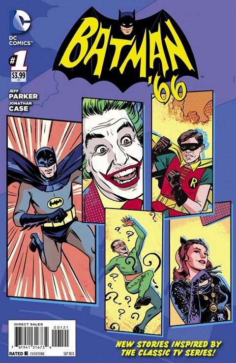 Batman '66 #1 – 73 + Extras (2013-2016)
