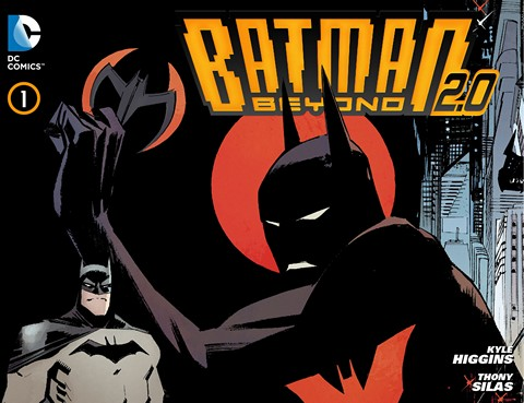 Batman Beyond 2.0 001 – 040 Free Download