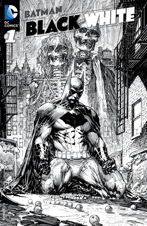 Batman – Black and White 001-006 Free Download