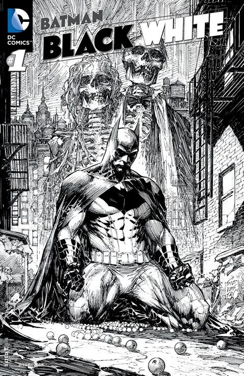Batman – Black and White 001-006 Free Download