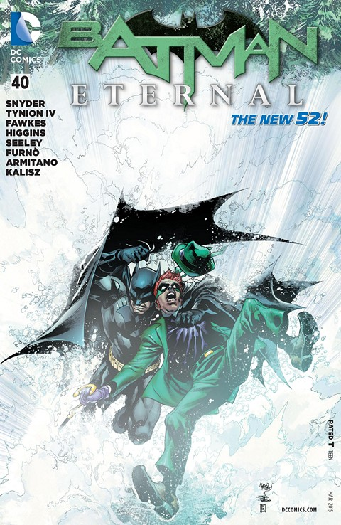 Batman Eternal #040 Free Download