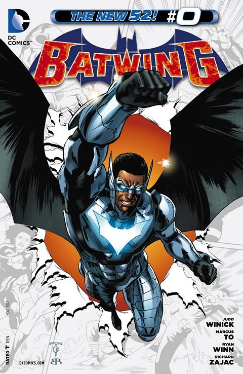Batwing 000 – 034 Free Download