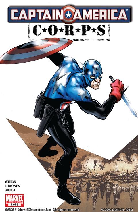 Captain America Corps #1 – 5 (2011)