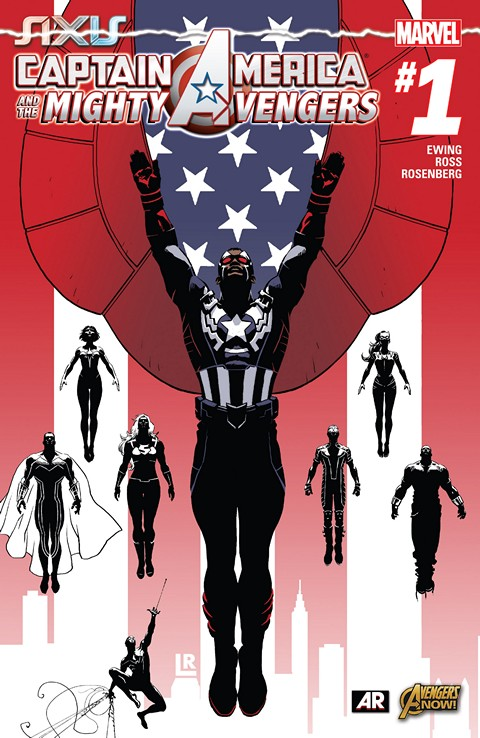 Captain America and the Mighty Avengers 001 – 003 Free Download