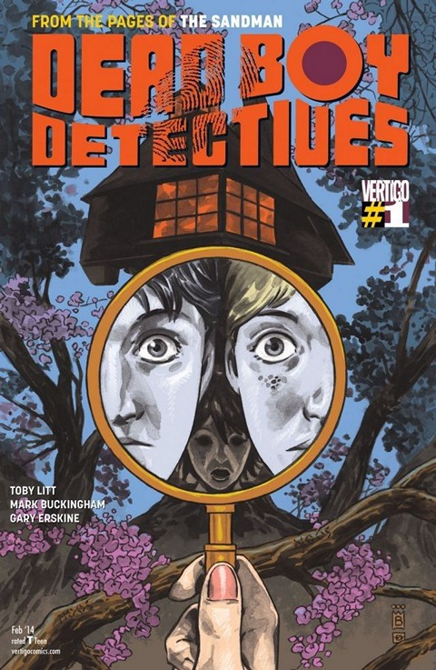 Dead Boy Detectives #1 – 12 (2014-2015)