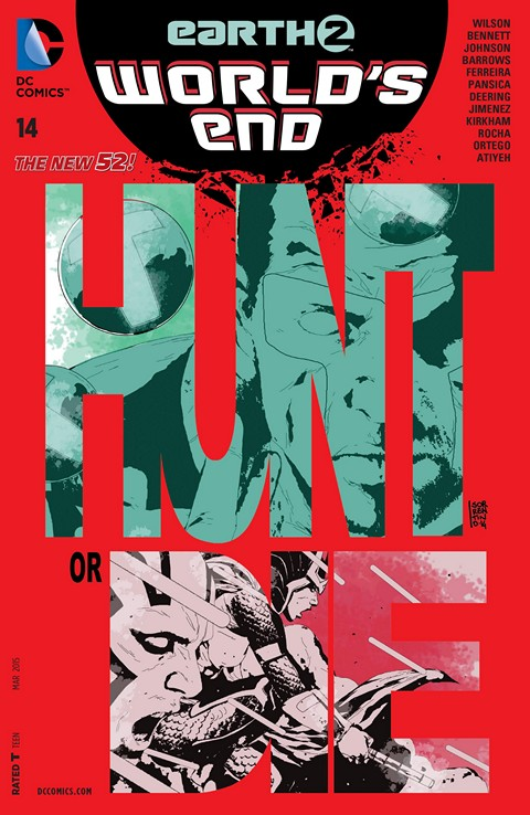 Earth 2 – World's End #014 Free Download