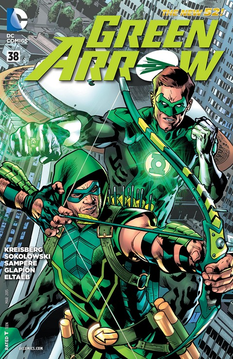 Green Arrow #038 Free Download