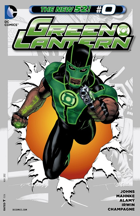 Green Lantern 000 – 037 Plus Annual Free Download
