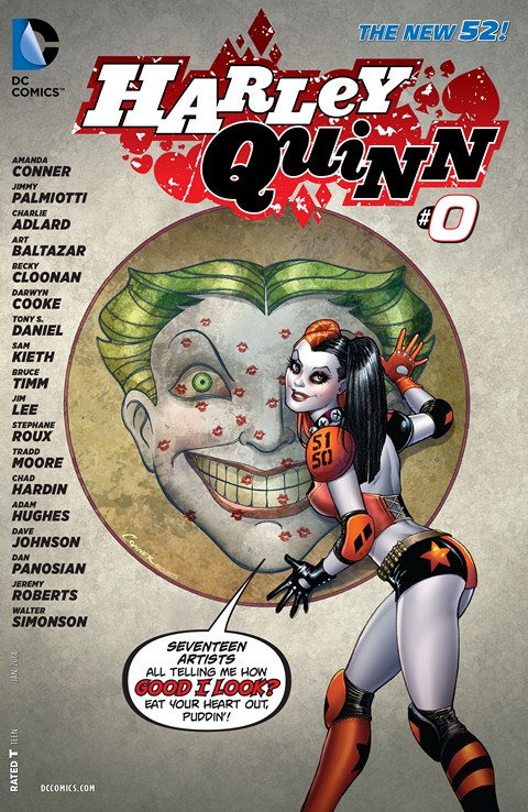 Harley Quinn 000 – 013 Free Download