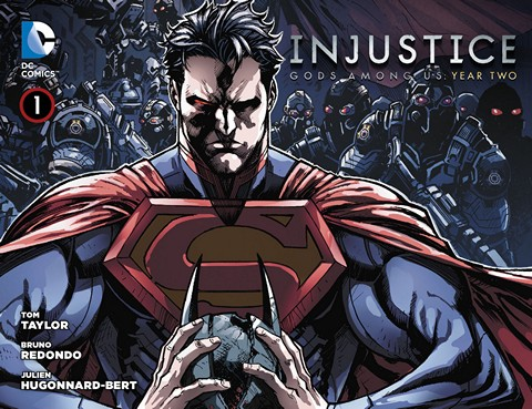 Injustice – Gods Among Us – Year Two 001 – 024 Free Download