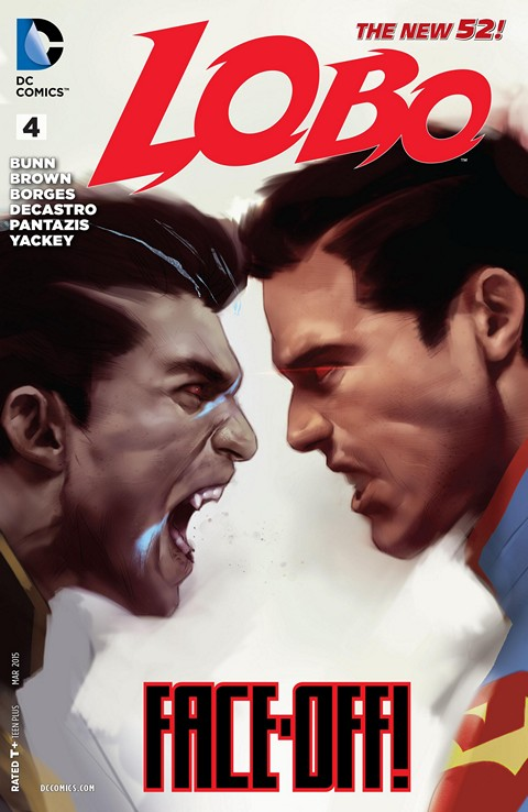 Lobo #001- 004 Free Download