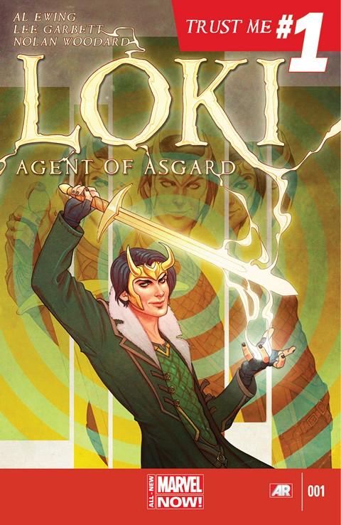 Loki Agent Of Asgard 001 – 009 Free Download