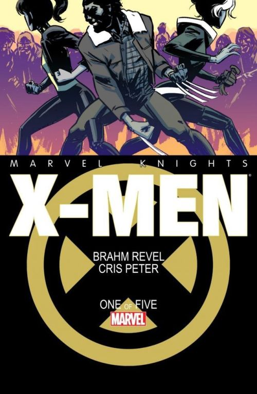 Marvel Knights X-Men 001 – 005 Free Download