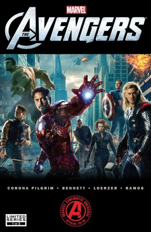 Marvel The Avengers 001 – 002 Free Download