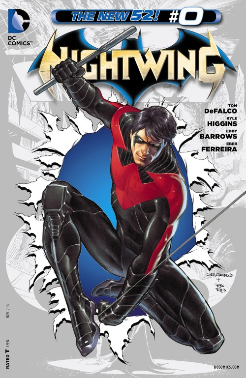 Nightwing 000 – 030 Plus Annual Free Download