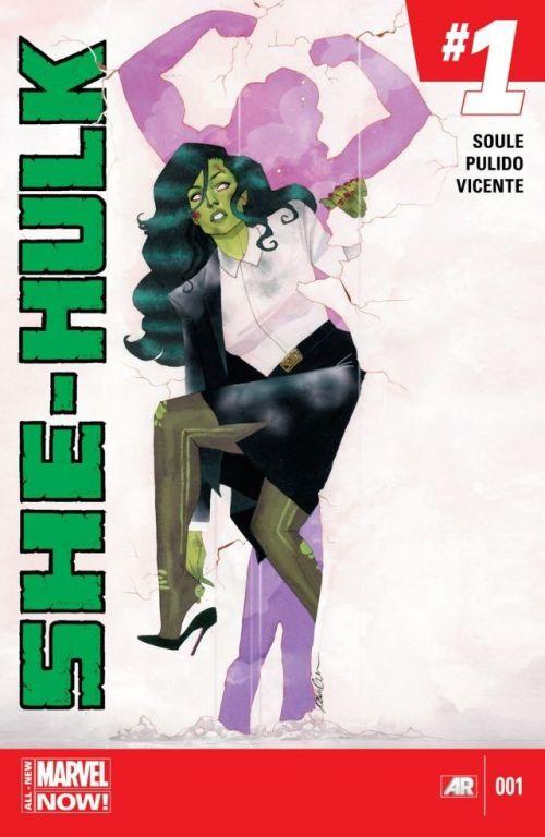 She-Hulk #1 – 12 (2014-2015)