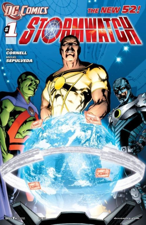 Stormwatch 000 – 030 Free Download