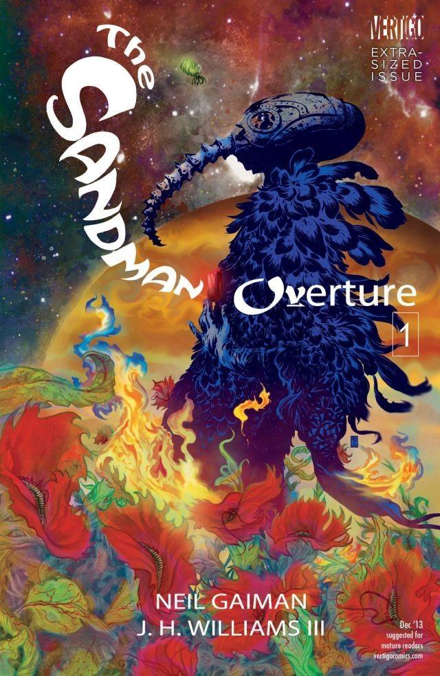 The Sandman – Overture 001-004 Free Download