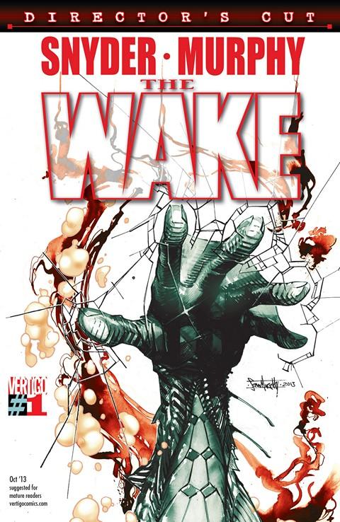 The Wake #1 – 10 (2013-2014)
