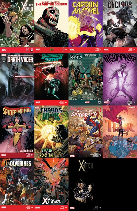 2015.02.11 Marvel NOW Free Download